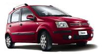 Inchirieri Auto Bacau - Fiat Panda