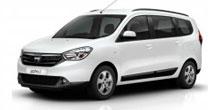 Dacia Lodgy motorina